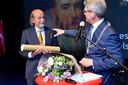In mei 2019 kreeg Guido de Wijs de Sint Jorispenning uitgereikt door burgemeester Bolsius.