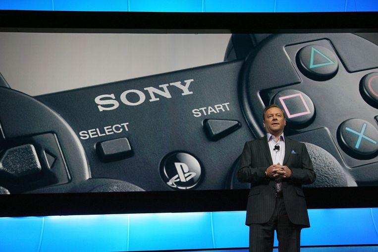 Jack Tretton, baas van Sony Computer Entertainment. Beeld UNKNOWN