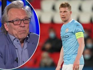 """""""Ik begrijp Guardiola niet"""": scherpe Jan Mulder vindt dat Kevin De Bruyne niét in de spits hoort"""