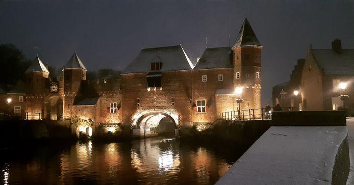 De Koppelpoort in Amersfoort.