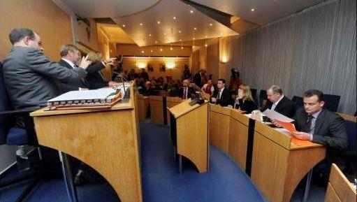 Het Duitstalig parlement diende maandag een belangenconflict in tegen het wetsvoorstel.