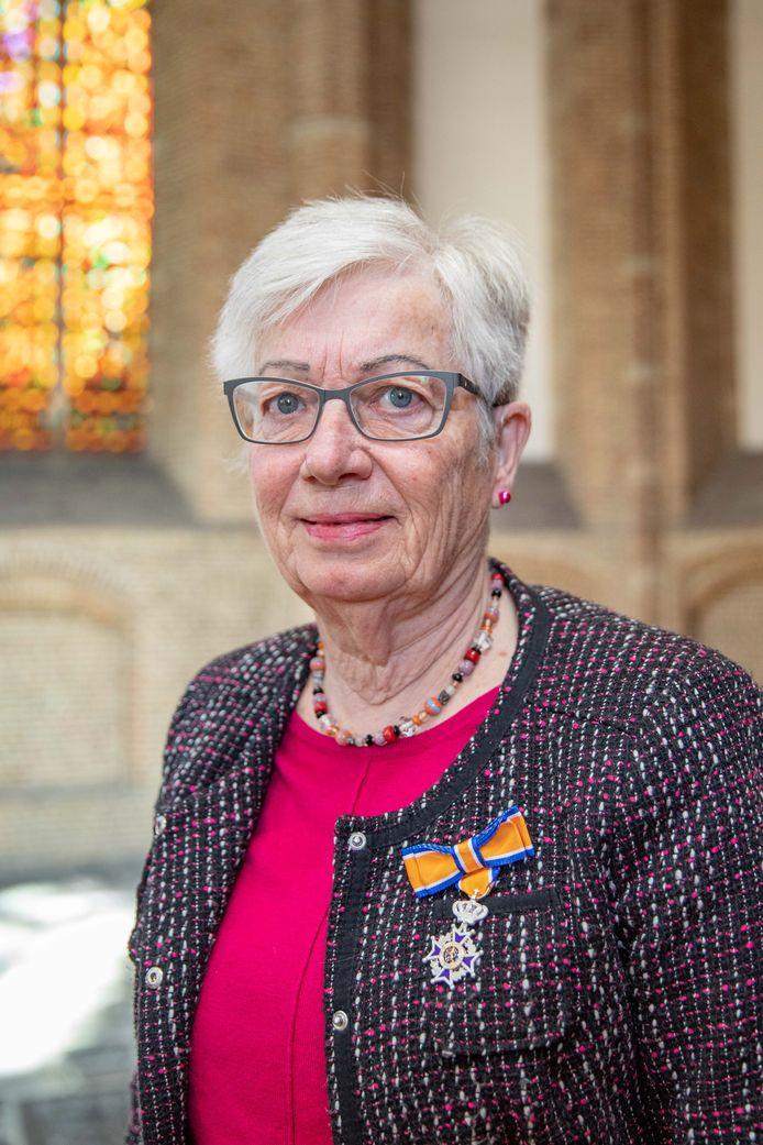 J. van de Kerk-Hansma