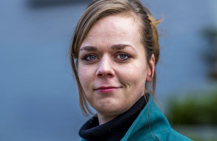 D66-raadslid Ellen Bijsterbosch werpt zich op als kandidaat-lijsttrekker voor haar partij.
