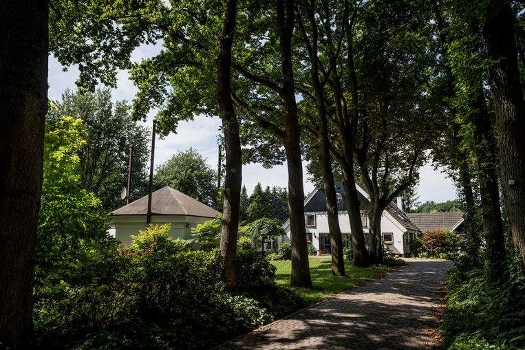 Zorgboerderij 't Pölboske in Enschede Beeld emiel muijderman