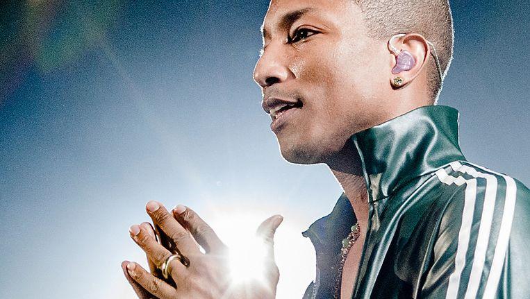Pharrell Williams. Beeld ANP