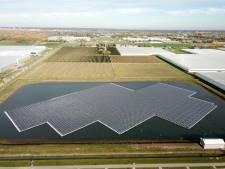 Onderzoek naar drijvend zonnepark op De Domelaar bij  Markelo