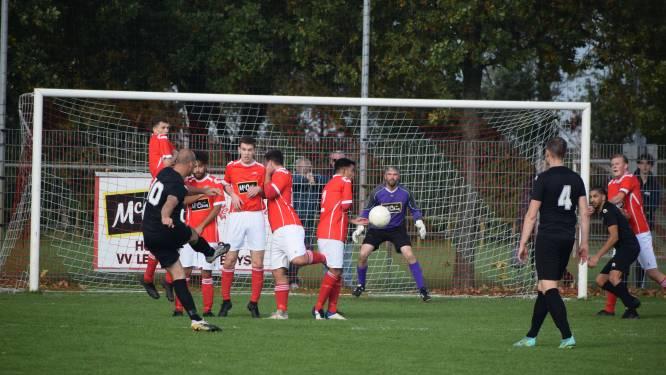 Acht goals en negatieve primeur GPC helpen Zeelandia Middelburg aan kop