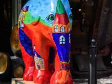 Kleurrijke Elephant Parade doet dit jaar Noordoost- Twente aan en wellicht Enschede: 'De eerste stap is gezet'