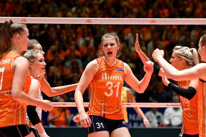Eline Timmerman (31) is opgeroepen voor het Nederlands team.