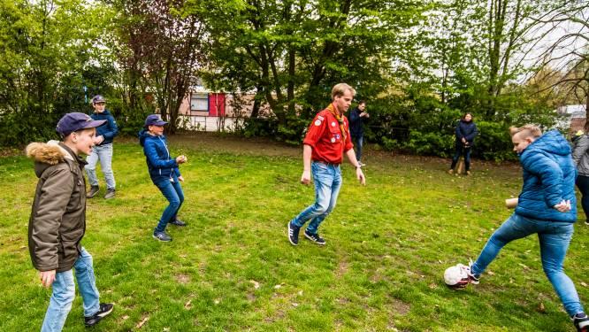 'Vreugdevuur' bij Scouting Hasselo: begeleiders gevonden voor scouts