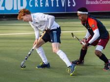 Flevopolder dient als speeltuin voor winnend HC Tilburg
