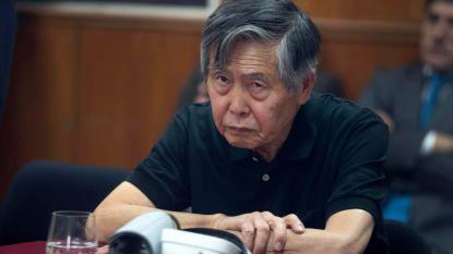 Peruaanse ex-president Fujimori opnieuw in het ziekenhuis opgenomen met hartproblemen