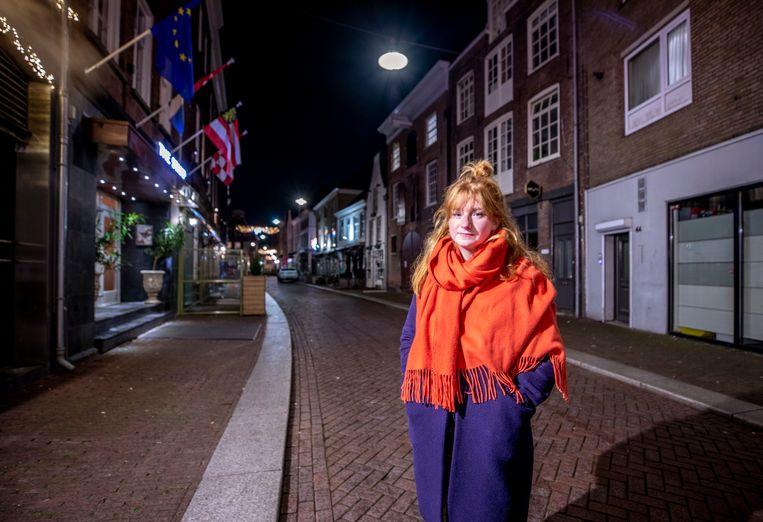 Maddie Venema.  Beeld Raymond Rutting / De Volkskrant