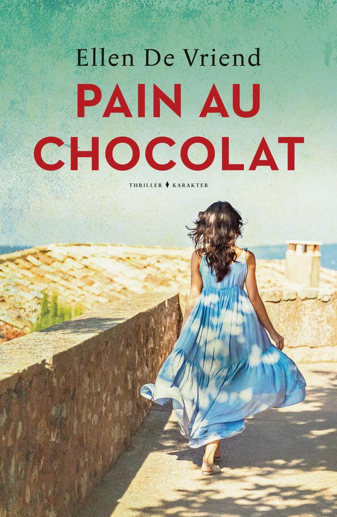 cover Pain au chocolat van Ellen De Vriend