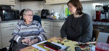 Eind aan onzekerheid over wasservice: mevrouw Reuling houdt dezelfde hulp