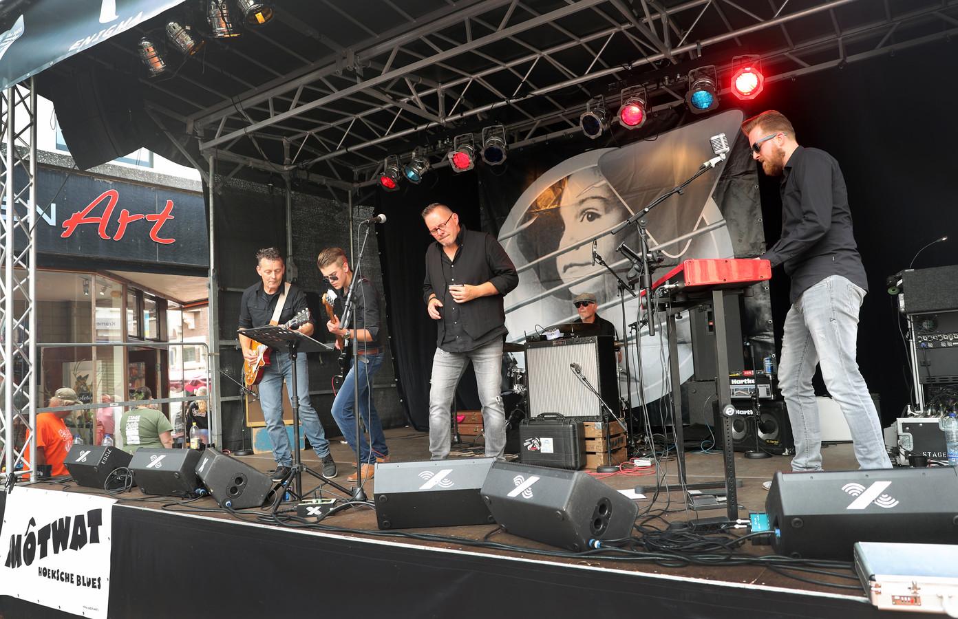 MôtWat,keert terug op het podium in Gorinchem