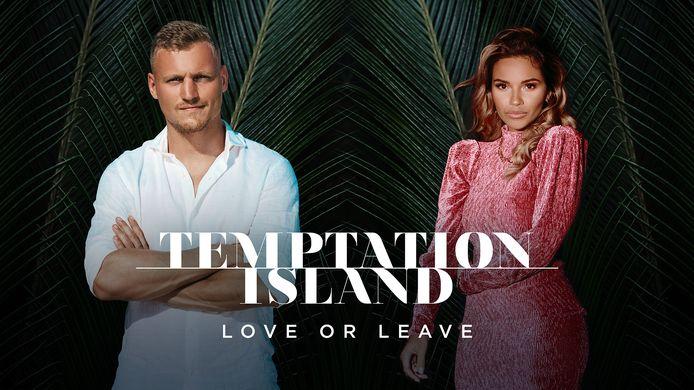 Kaj Gorgels en Monica Geuze presenteren Temptation Island: Love or Leave.