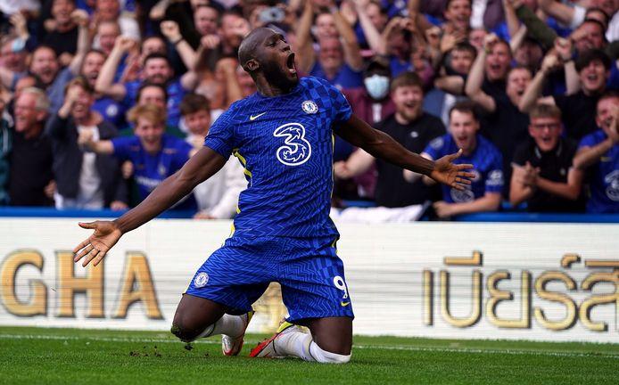 Trois buts en trois matchs pour Romelu Lukaku avec Chelsea.