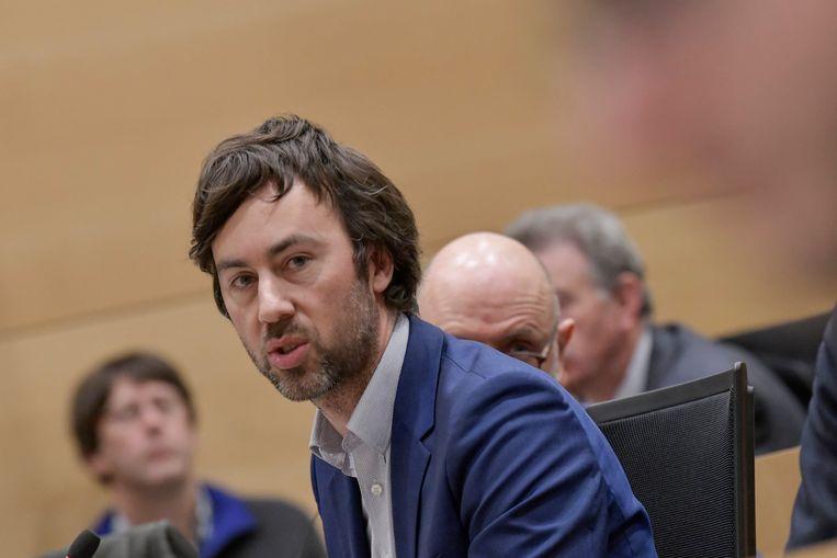Groen-Kamerlid Wouter De Vriendt.