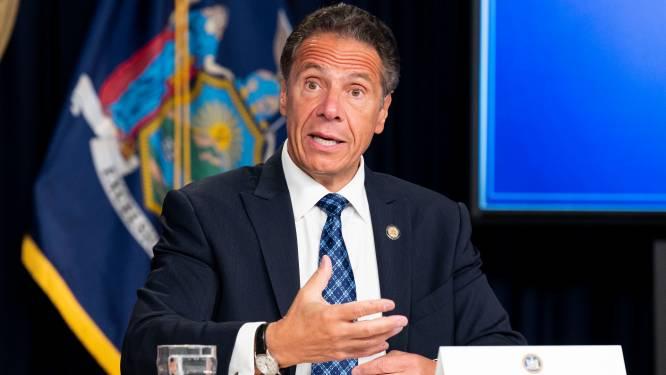 """Gouverneur New York noemt corona het """"Europese virus"""""""