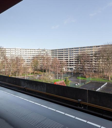 Kleiburgflat finalist voor Europese architectuurprijs