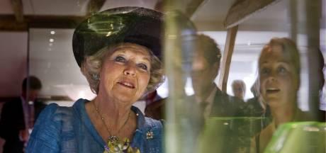 Jarige Beatrix is dol op Dordrecht