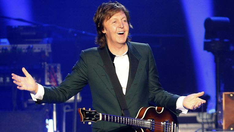 Paul McCartney. Beeld EPA