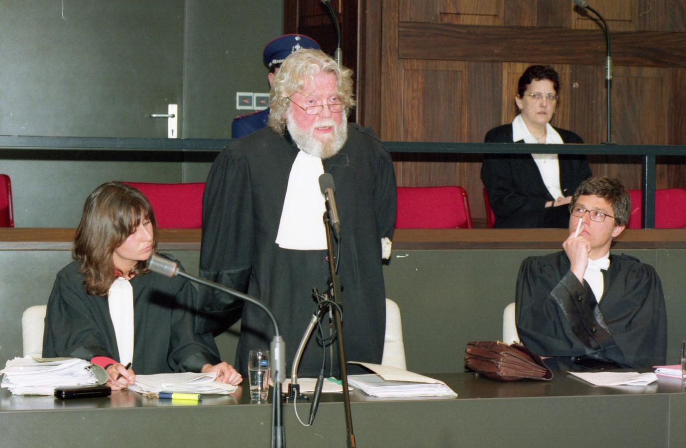 """""""Vermassen zal die spanningen in dat huwelijk begrijpen, want hij is zelf gescheiden"""", aldus Piet Van Eeckhaut tijdens het proces."""