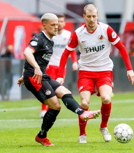 LIVE | Zahavi laat na om PSV op voorsprong te schieten in Utrecht