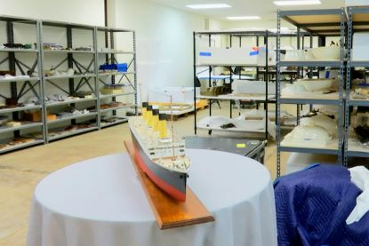 Bergingsfirma wil iconische radio uit wrak Titanic opduiken, maar rechter stelt vonnis uit