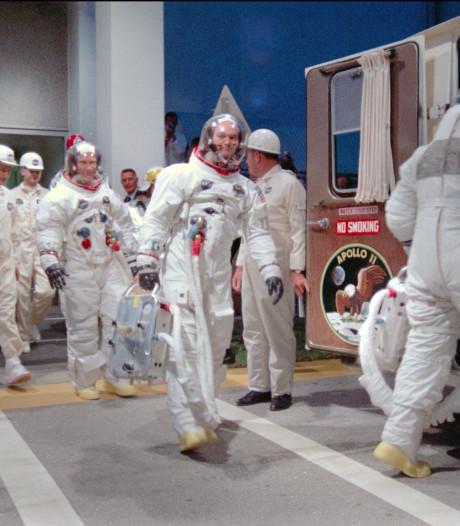 Van dichtbij ervaren hoe het is om koers te zetten naar de maan met Neil Armstrong