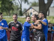 Barbaros bezwijkt onder de druk: 'Spelers moesten overgeven'
