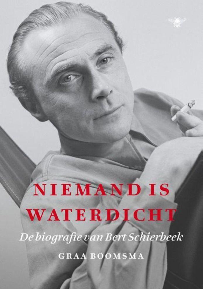 cover biografie Bert Schierbeek