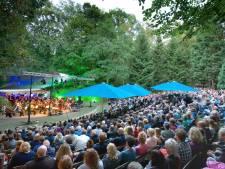 Rheden wil geld van Rozendaal voor renovatie van Openluchttheater