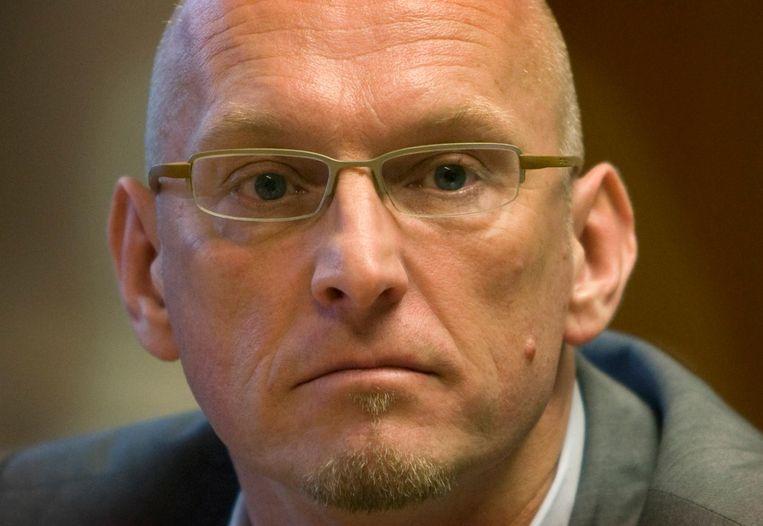 Ex-wethouder Tjeerd Herrema (PvdA). Beeld anp