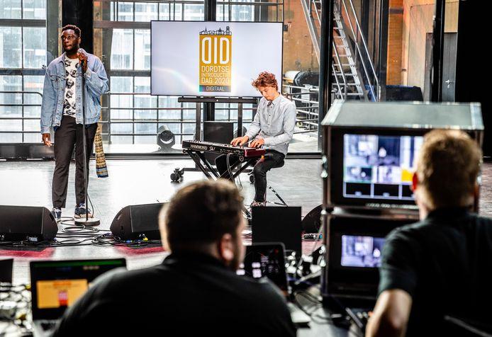 In het Energiehuis in Dordrecht wordt een HBO-introductiedag gehouden.