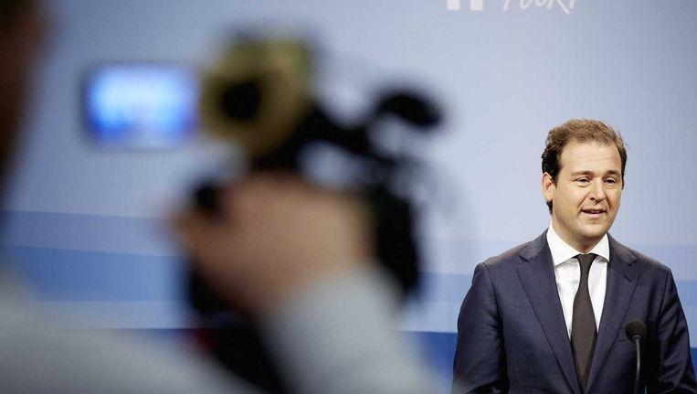 Vice-premier Lodewijk Asscher. Beeld anp