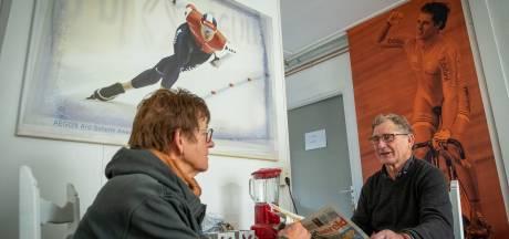 Theo Bos logeert bij ouders in Hierden in 'de laatste ronde'