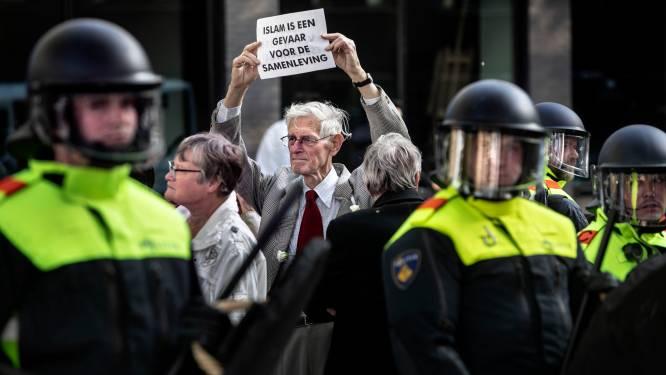 Pegida noemt afgeblazen actie in Eindhoven geslaagd: 'We hebben ons punt gemaakt'