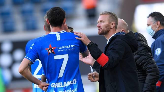 """Wim De Decker had een goed gesprek met Yaremchuk: """"Roman zal alles doen voor AA Gent"""""""