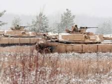 L'armée américaine va positionner des chars en Europe de l'Est