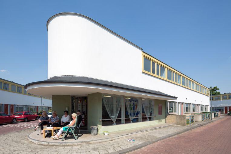 De Kiefhoek in Rotterdam. Beeld Ossip van Duivenbode