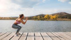 Hoe je met squatten je hele lichaam in één keer traint