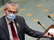 """Vandenbroucke: """"Nous avons bien l'intention d'activer la loi pandémie"""""""