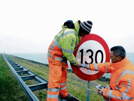 'Maximumsnelheid omlaag vanwege stikstofcrisis'