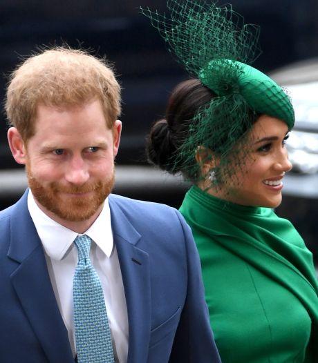 Meghan en Harry doneerden aan dakloze moeders op Moederdag