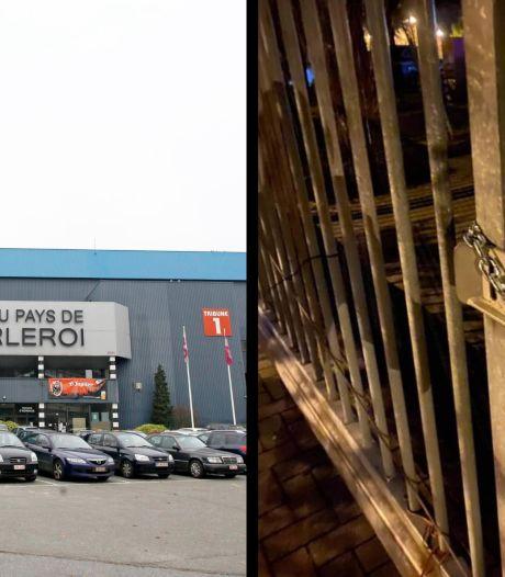 Parking cadenassé et lettre aux femmes des joueurs de Charleroi, une enquête est en cours