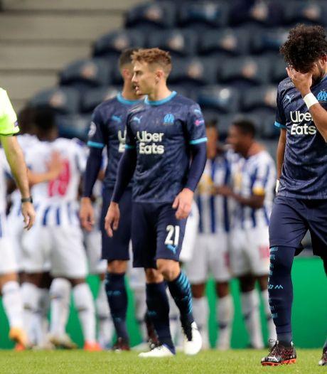 Strootman evenaart met Marseille negatief CL-record