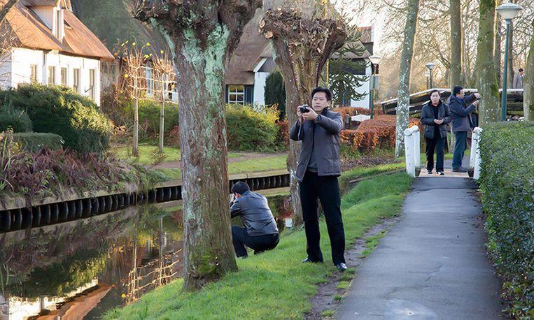 Chinese toeristen gek op Nederland