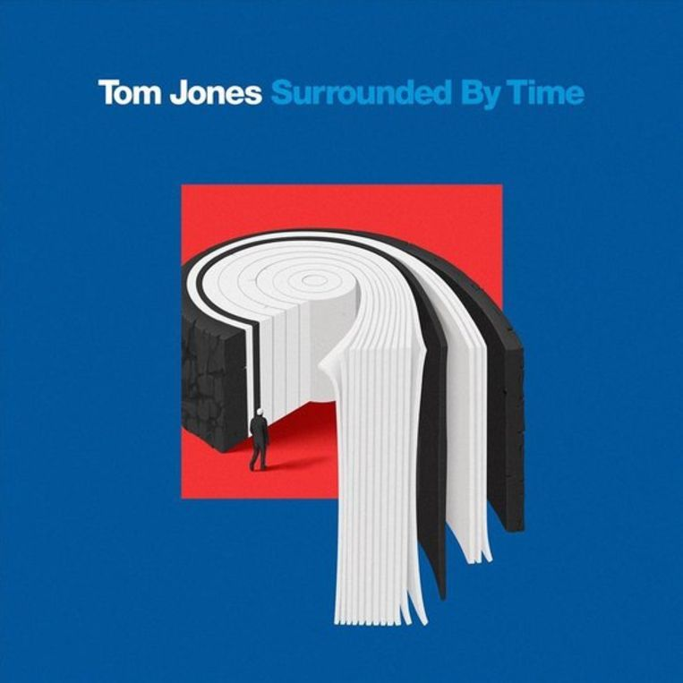 Tom Jones Surrounded by Time Beeld RV